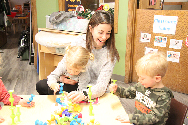 The Wichita State Child Development Center (CDC) is currently hiring teacher assistants. They are looking for Teacher Assistants for summer through the fall semester and beyond. They are also hiring for their substitute list. If you are interested please contact the CDC at 316-978-3109 or stop by and fill out an application.