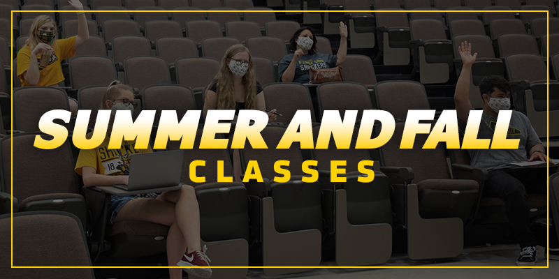 summer and fall classes