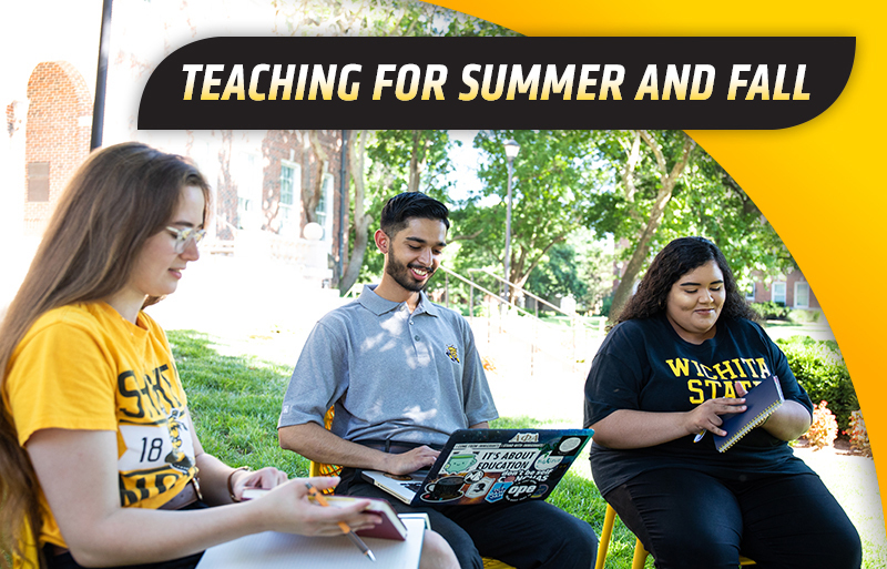 teaching for summer and fall