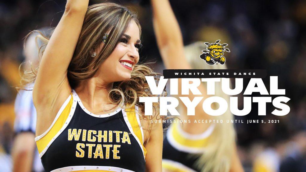 Wichita State University Dance virtual tryouts.