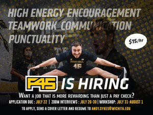 F45 is hiring.