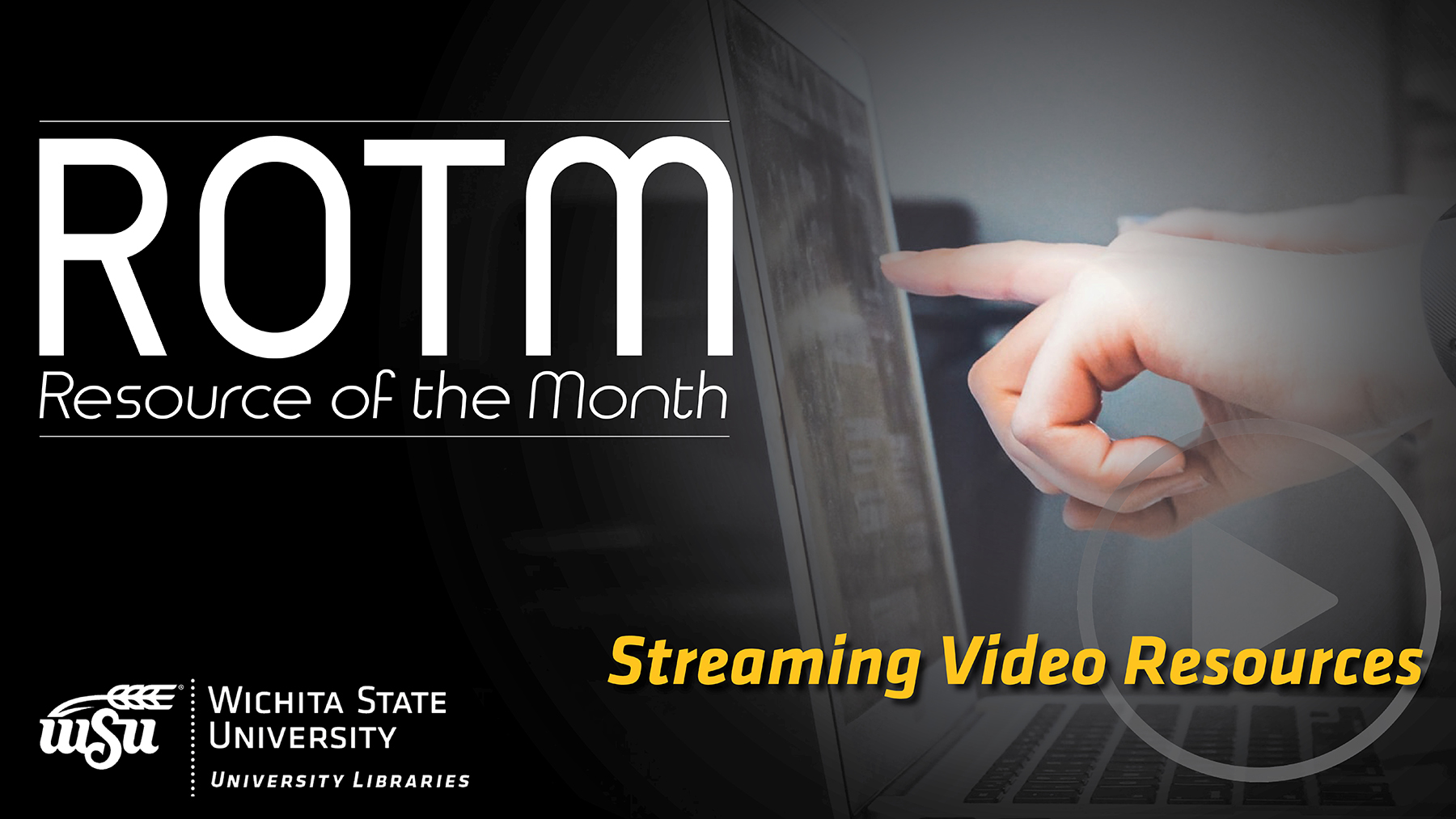 ROTM: Resource of the Month - Streaming Video Services