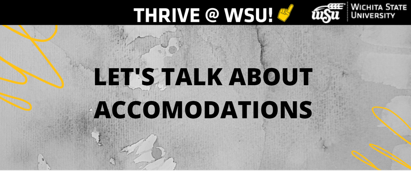 Let's Talk About Accommodations