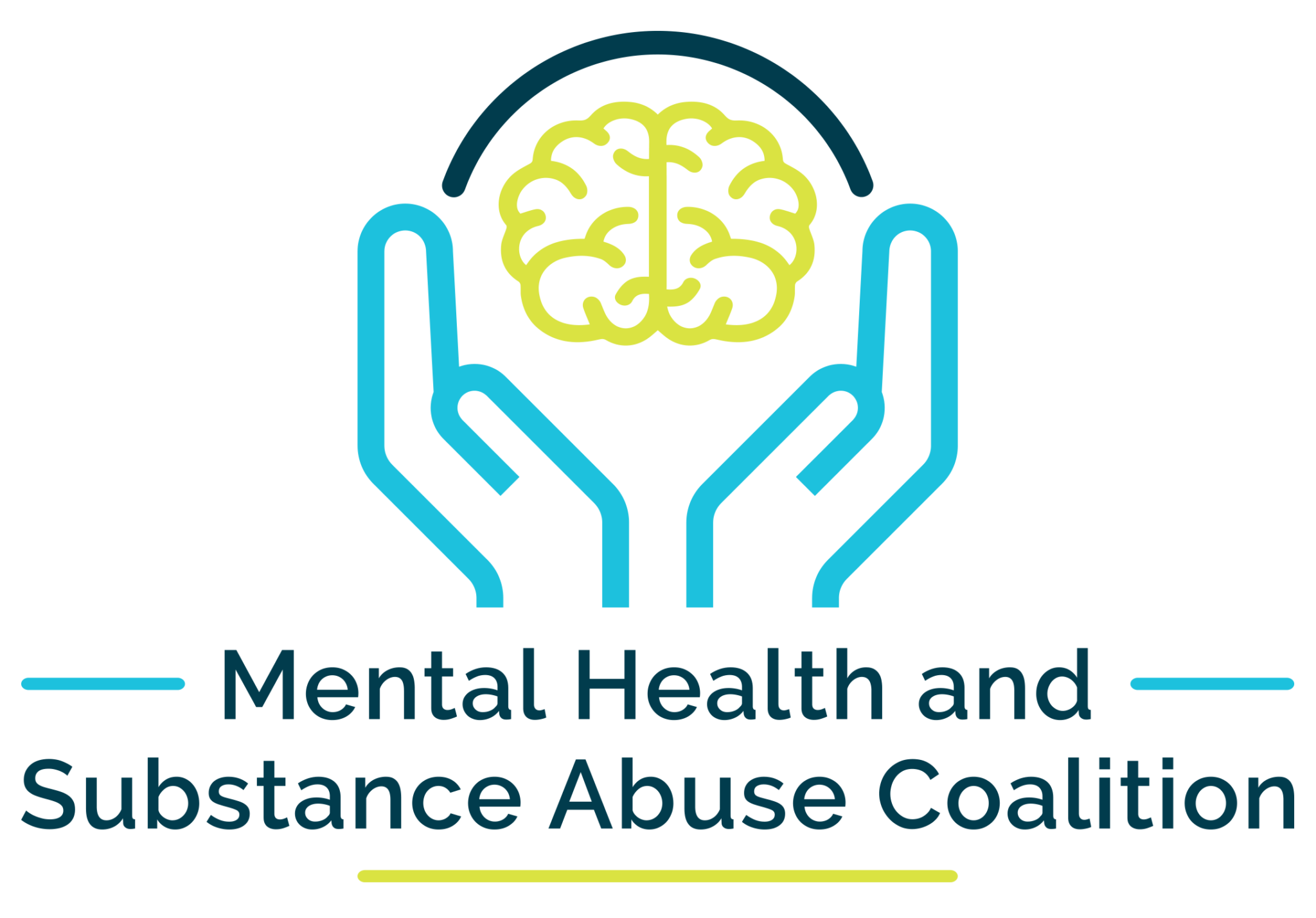 Mental Health and Substance Abuse Coalition logo