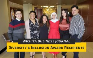 Wichita Business Journal - Diversity and Inclusion Awards
