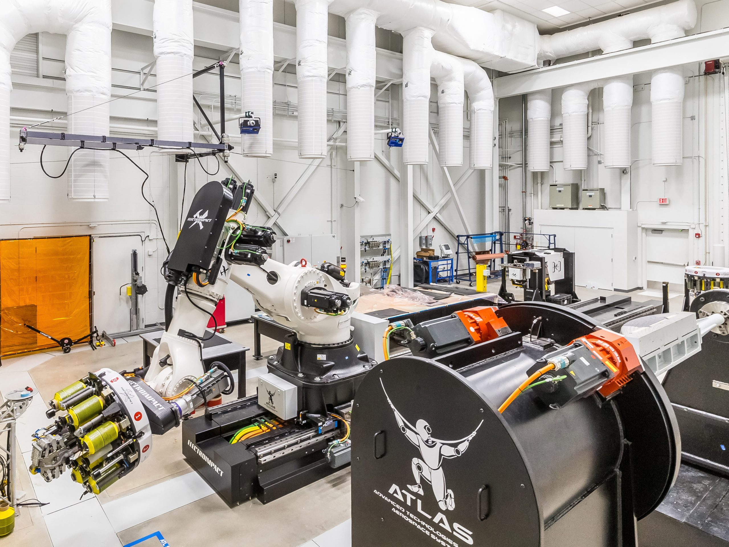 Advanced Technologies Lab for Aerospace Systems (ATLAS) is part of Wichita State's National Institute for Aviation Research (NIAR).